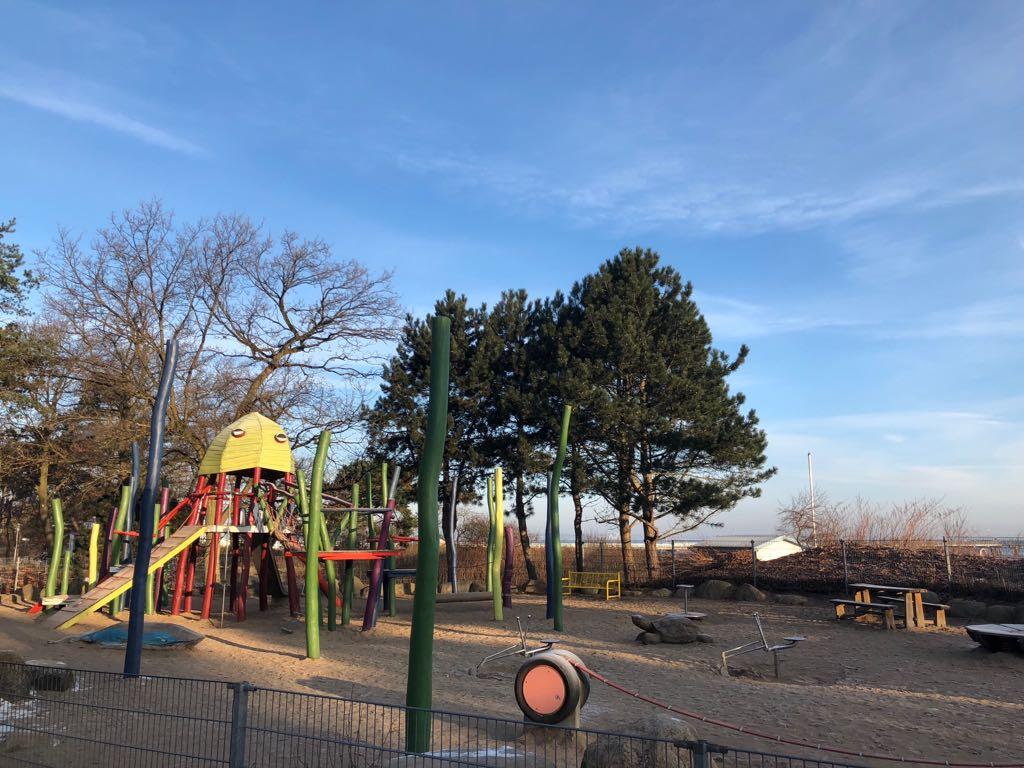Kinderspielplatz Scharbeutz